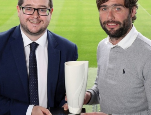 Gary Wins April Manager of the Month