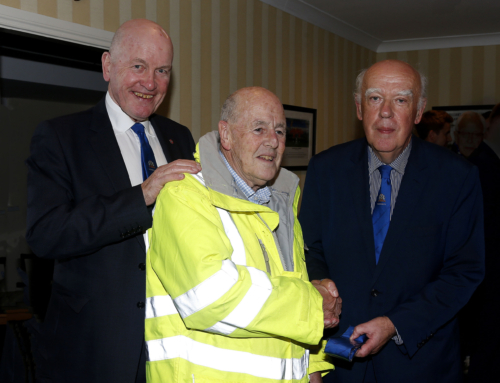50 Years of Service for Gordon!