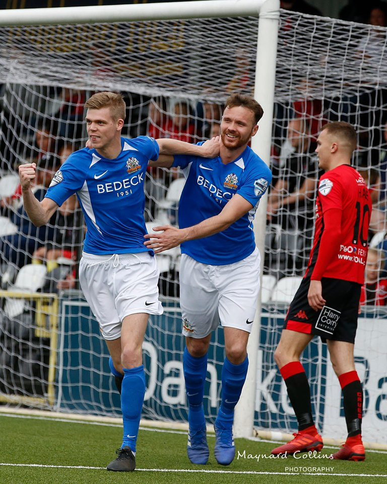 No Reward Despite Excellent Seaview Showing by Glenavon