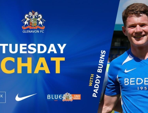 Tuesday Chat with Paddy Burns