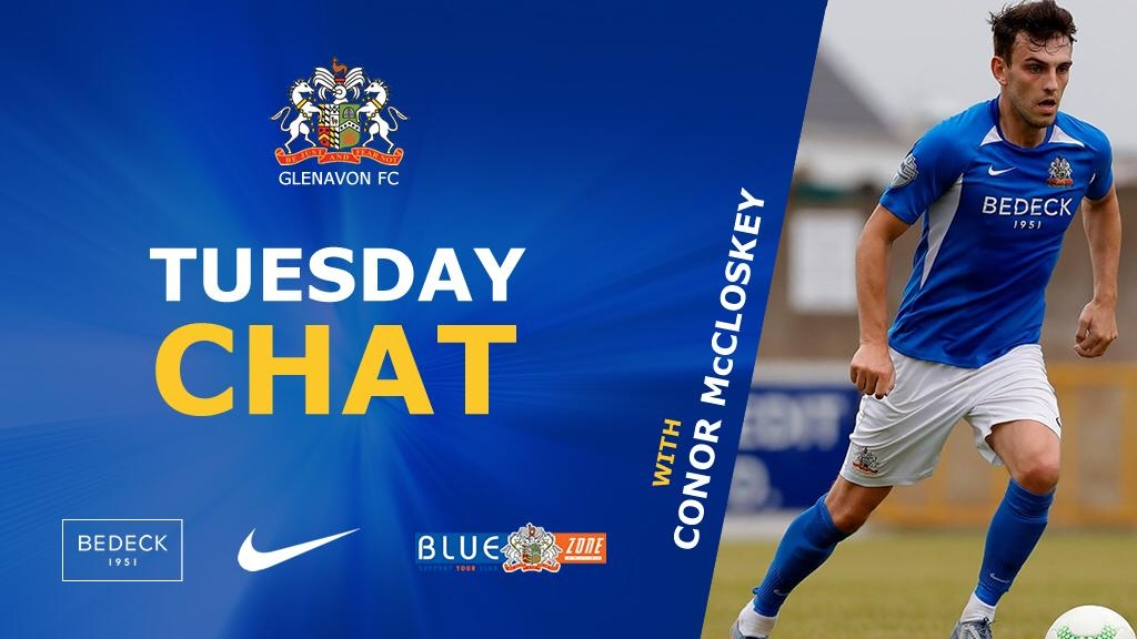 Tuesday Chat with Conor McCloskey