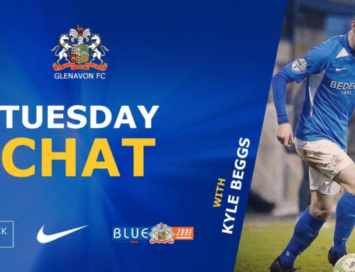 Tuesday Chat with Kyle Beggs