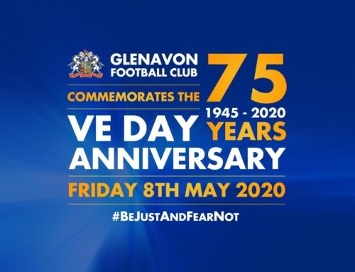 Glenavon and V.E. Day