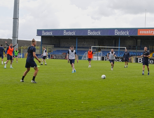 Pre-season friendlies confirmed as training gets underway