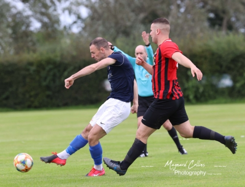 Friendly: East Belfast 0-1 Glenavon
