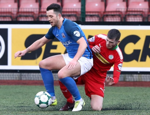 Sharkey leaves Glenavon