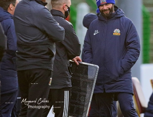 Reaction: Boss gives his views after 1-1 draw against Glens