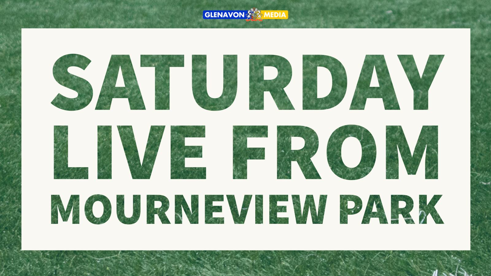 No football? No problem, with 'Saturday Live From Mourneview Park'!
