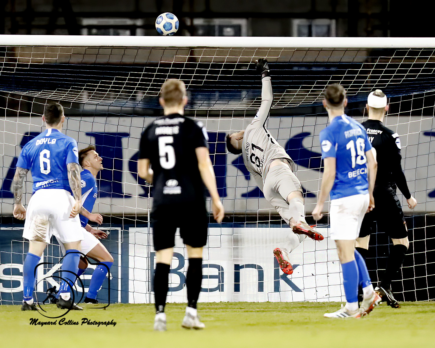 MATCH REPORT: Glenavon pay the penalty for not adding to their tally