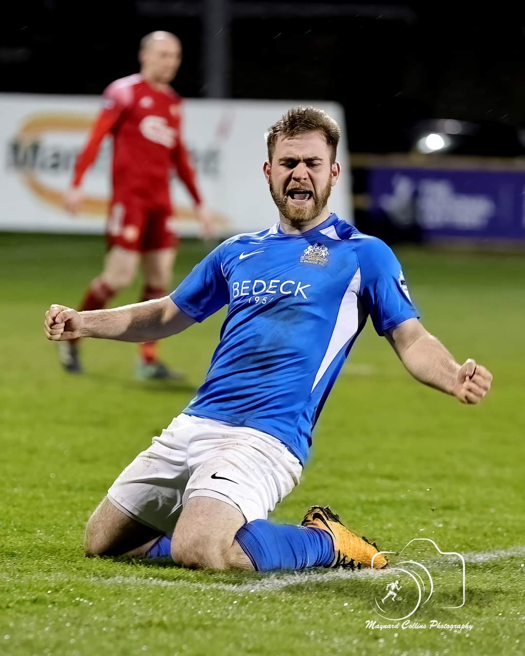Gary 'gutted' as four leave Mourneview Park
