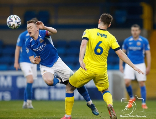 MATCH REPORT: Hopes of a fairytale turn into a nightmare for Lurgan Blues