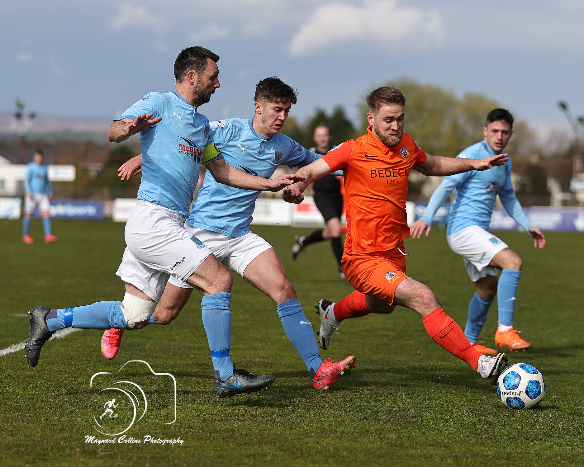 MATCH REPORT: Ballymena United 3-1 Glenavon