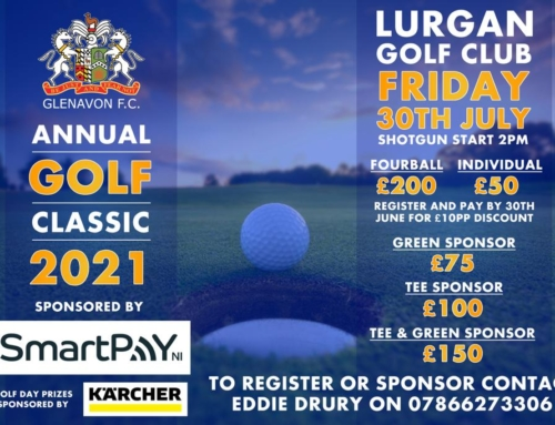Glenavon Golf Classic to swing into action on July 30