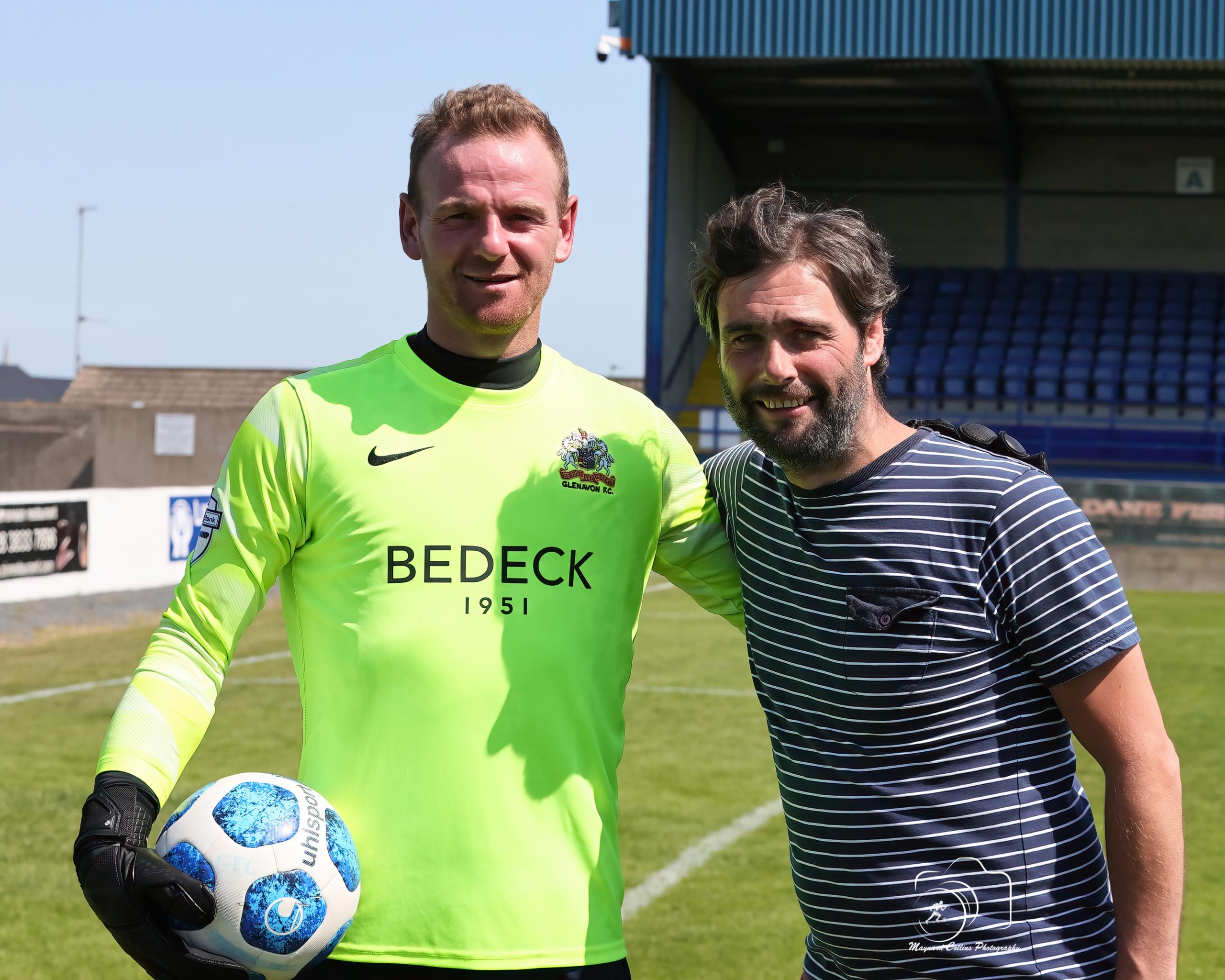 Glove-ly stuff! Glenavon sign new goalkeeper
