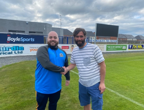 Club appoints Chris as new physio