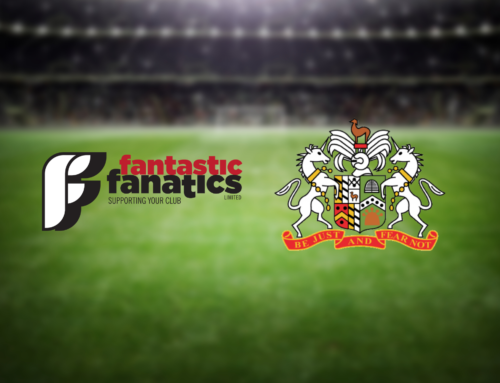 Fundraise for Glenavon while you shop thanks to Fantastic Fanatics!