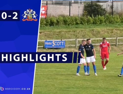 Highlights: Portstewart 0-2 Glenavon