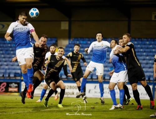 MATCH REPORT: Glenavon 0-1 Larne