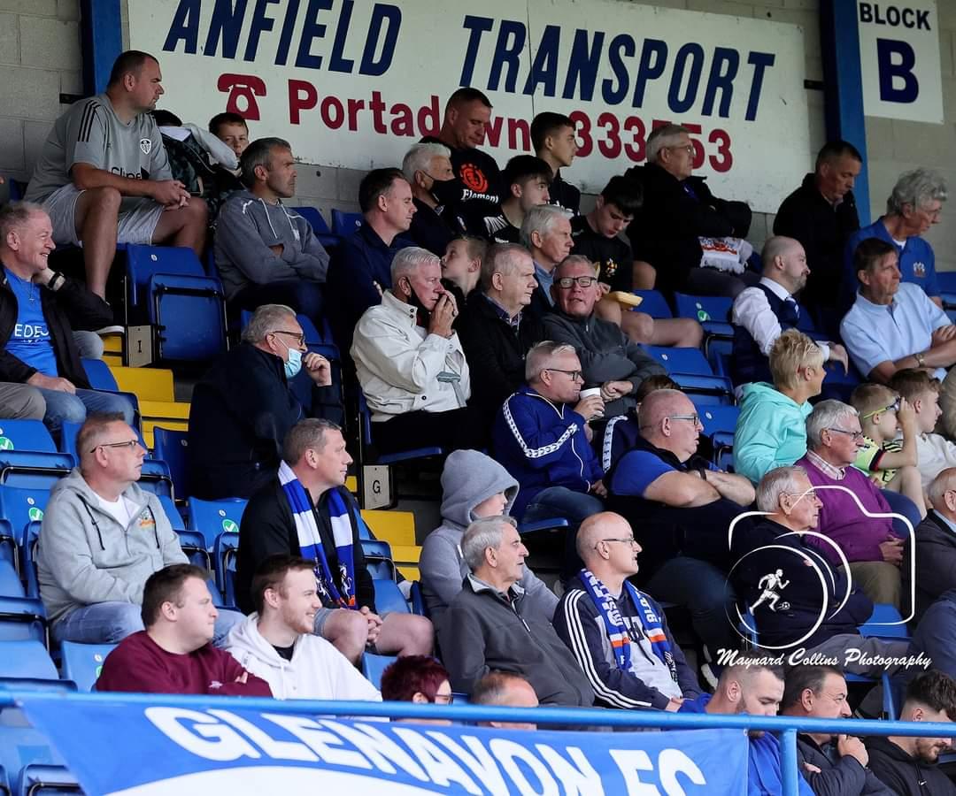 MATCH REPORT: Glenavon A-A Carrick Rangers
