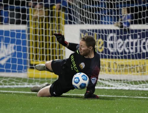 MATCH REPORT: Coleraine 0-0 Glenavon
