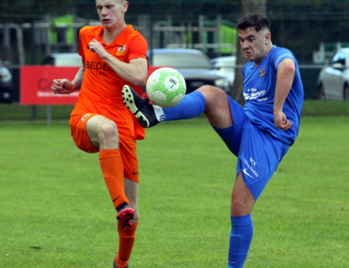U20s bounce back to put five past Glentoran Reserves